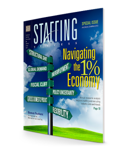 Staffing Success Magazine, Special Issue 2013