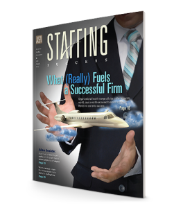 Staffing Success Magazine, July-August 2013