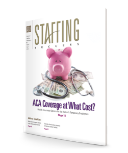 Staffing Success Magazine, March-April 2014