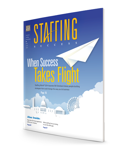 "<span class=""publication-name""><em>Staffing Success</em></span> <span class=""publication-separator"">-</span> <span class=""publication-issue"">May-June 2014</span>"