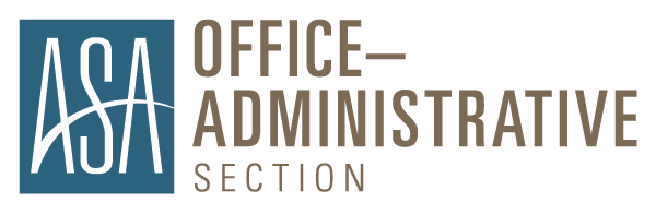 ASA Section - Office-Administrative