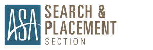 ASA Section - Search & Placementt