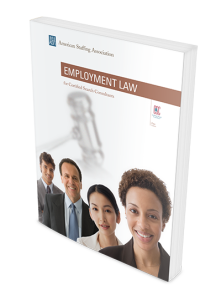Employment Law for Certified Search Consultants