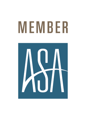 ASA Member Monogram, Featured