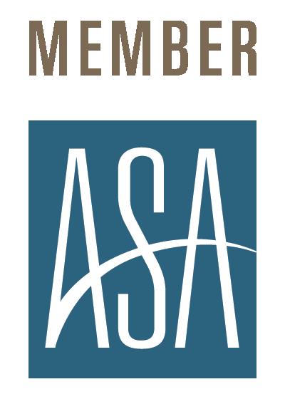 ASA Member Monogram
