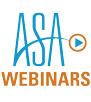 ASA Webinars