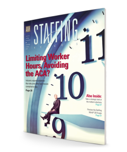 Staffing Success Magazine, September-October 2014