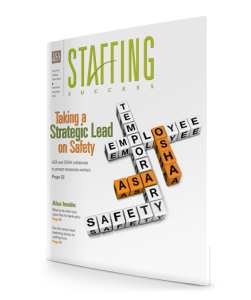 Staffing Success Magazine, November-December 2014