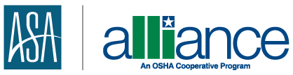 The ASA-OSHA Alliance