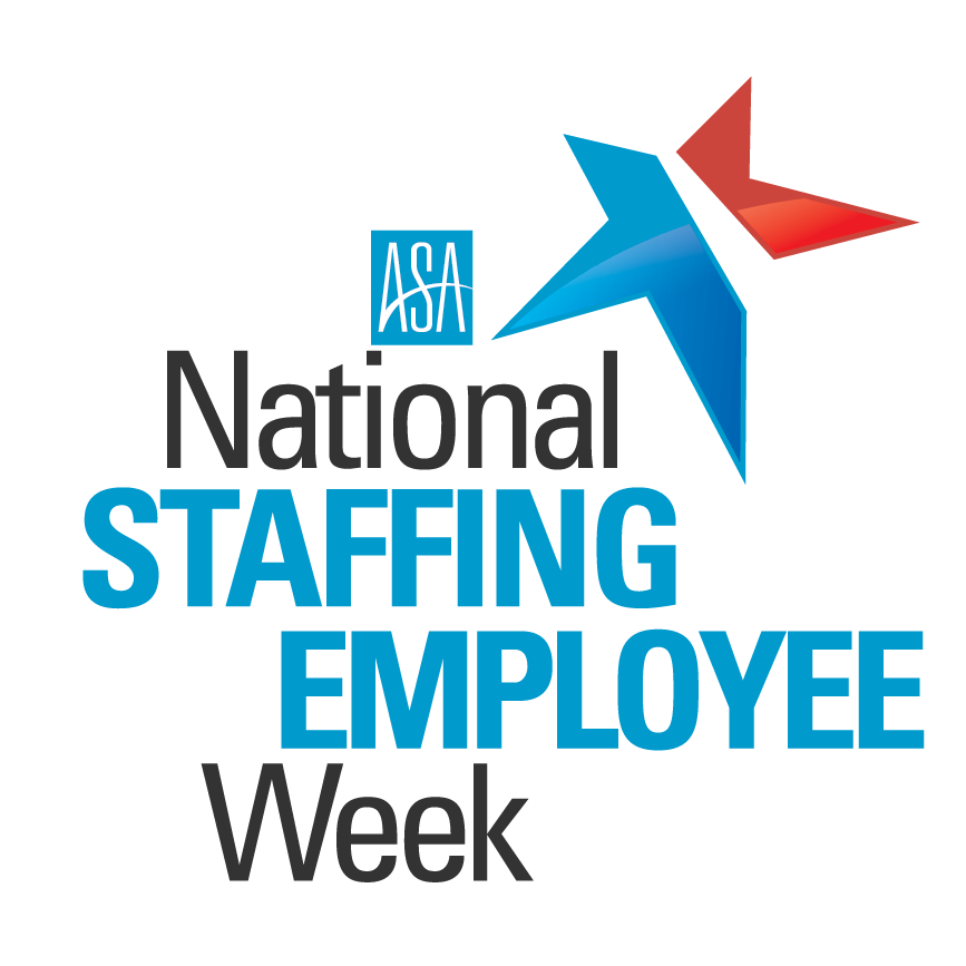 ASA National Staffing Employee Week