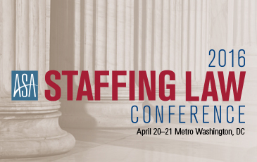 2016-ASA-Staffing-Law-Conference
