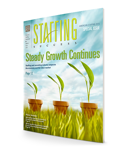 2015 Staffing Industry Economic Analysis