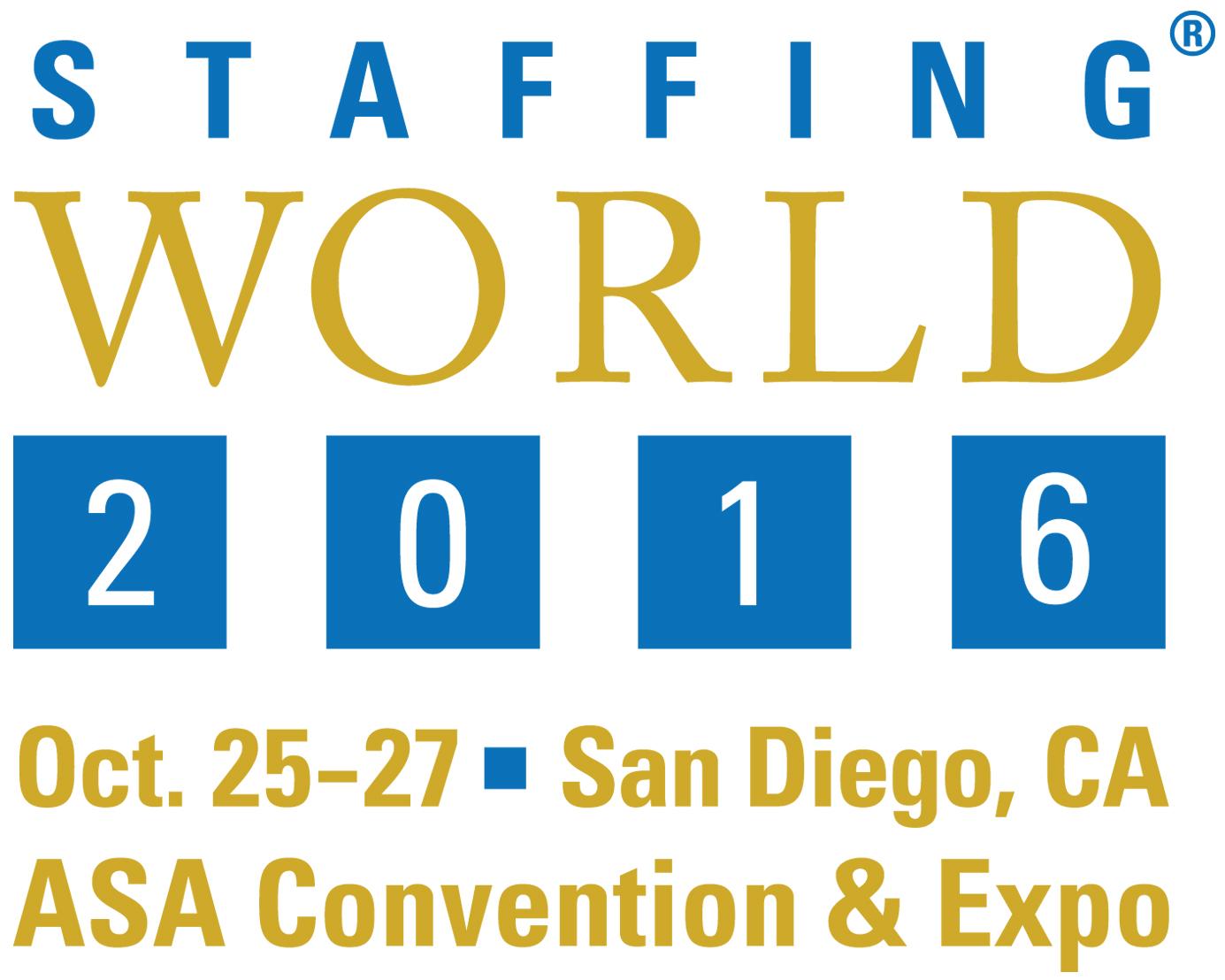 2016 ASA Staffing World