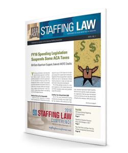 Staffing-Law-digest-2016-No1