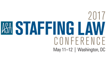 Staffing Law 2017