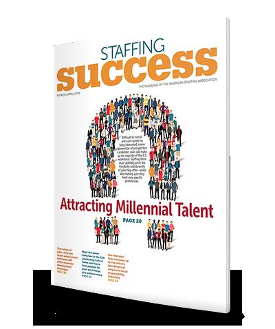Staffing Success Magazine, March-April 2016