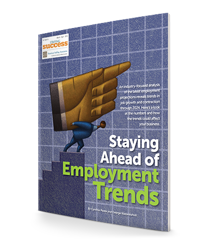 Staying Ahead of Employment trends