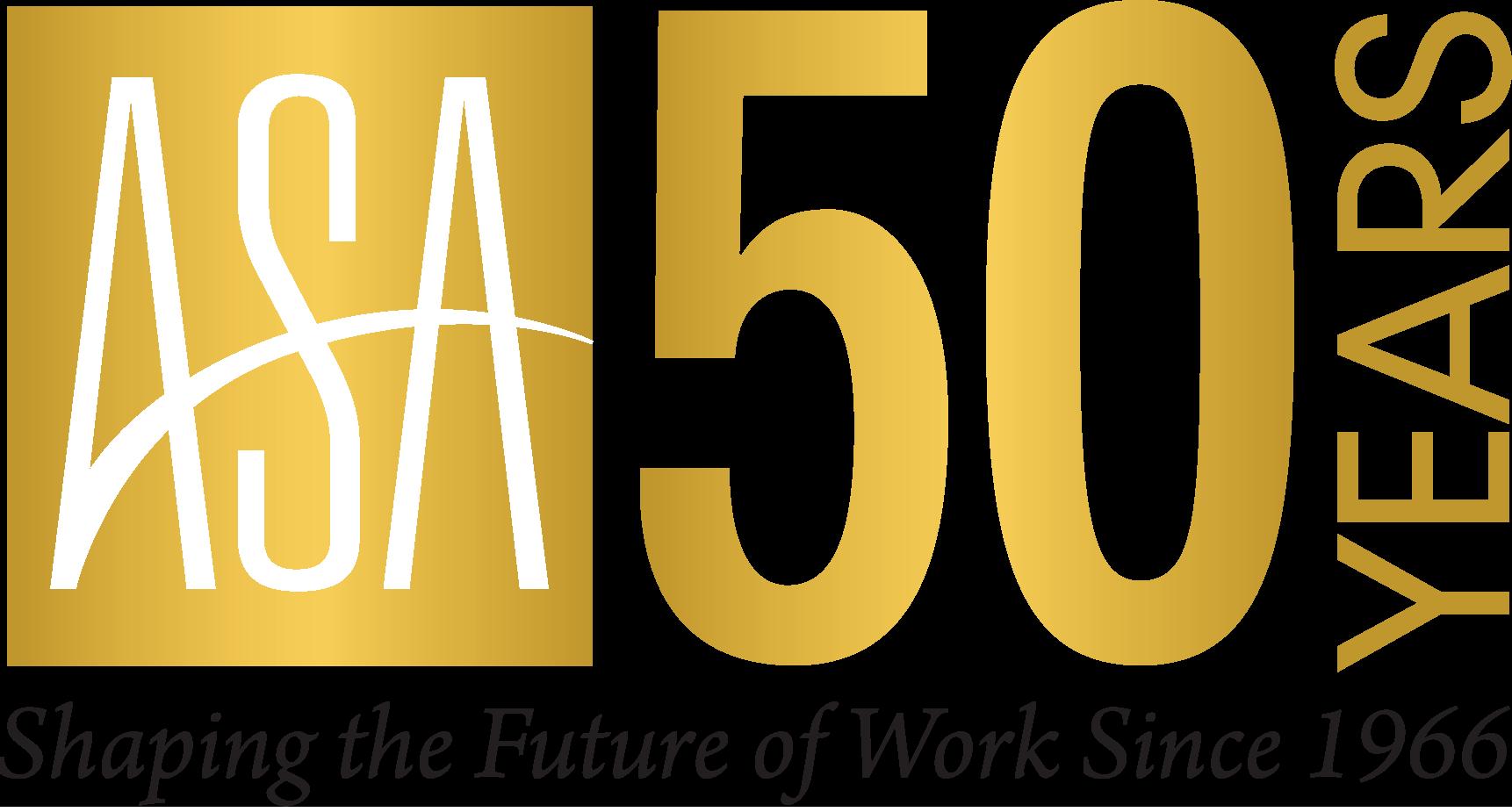 ASA 50 Years