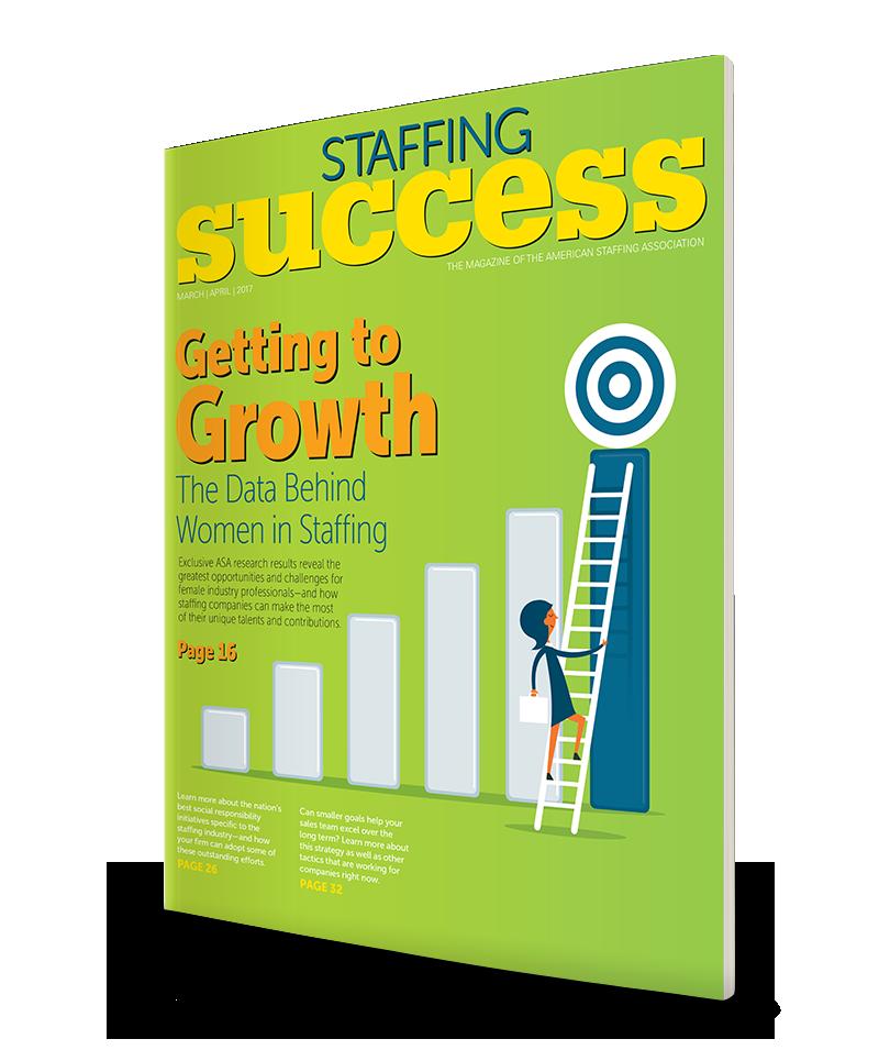 Staffing Success Magazine, March-April 2017