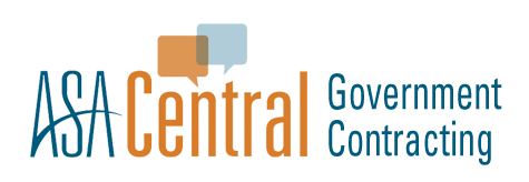 ASA Central -Government Contracting