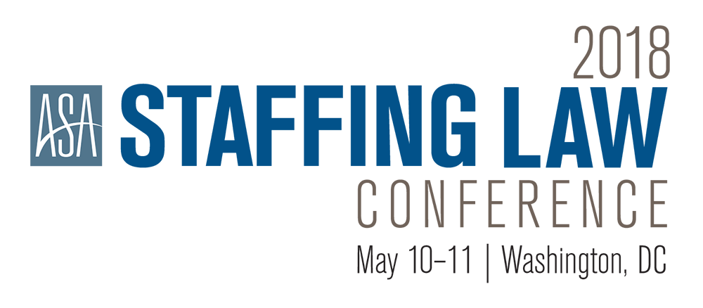Staffing Law 2018