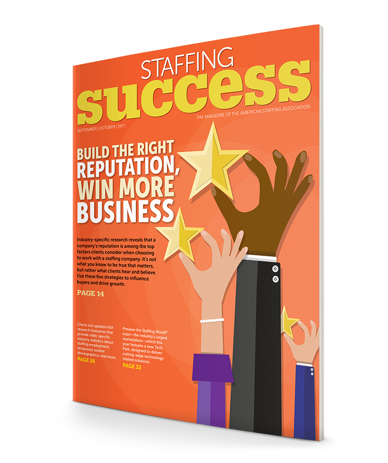"<span class=""publication-name""><em>Staffing Success</em></span> <span class=""publication-separator"">-</span> <span class=""publication-issue"">September-October 2017</span>"