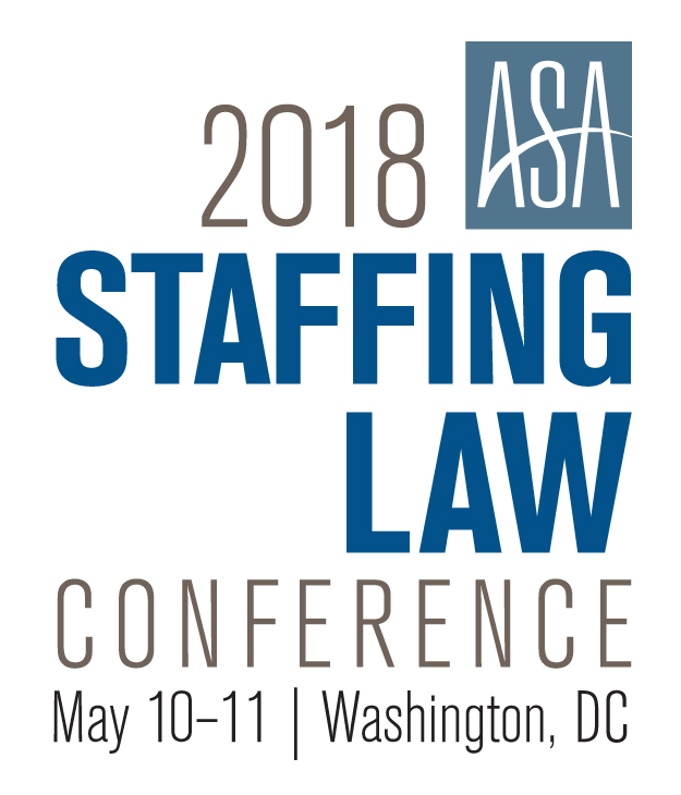 ASA 2018 Staffing Law Conference