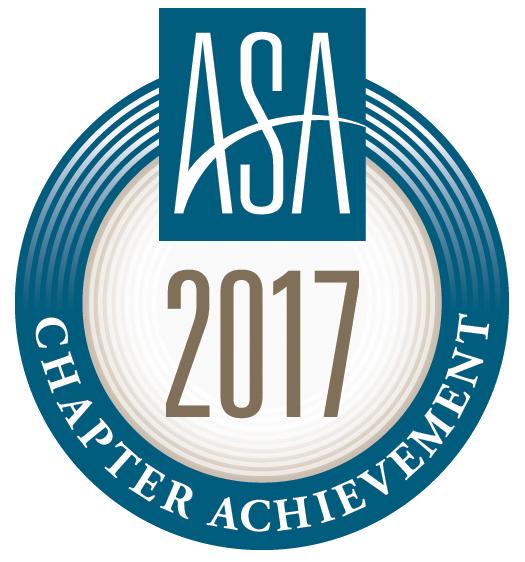 ASA 2017 Chapter Achievement Award