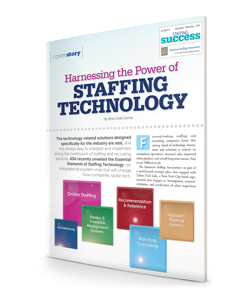Harnessing the Power of Staffing Technology