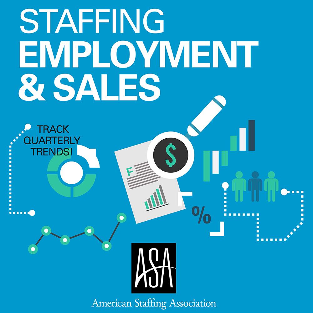 ASA Staffing Employment & Sales Survey—Samples - American Staffing ...
