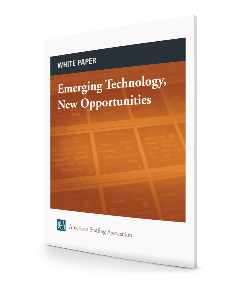 Emerging Technology, New Opportunities