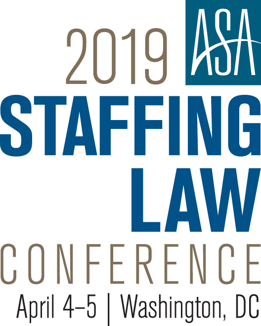 2019 ASA Staffing Law Conference