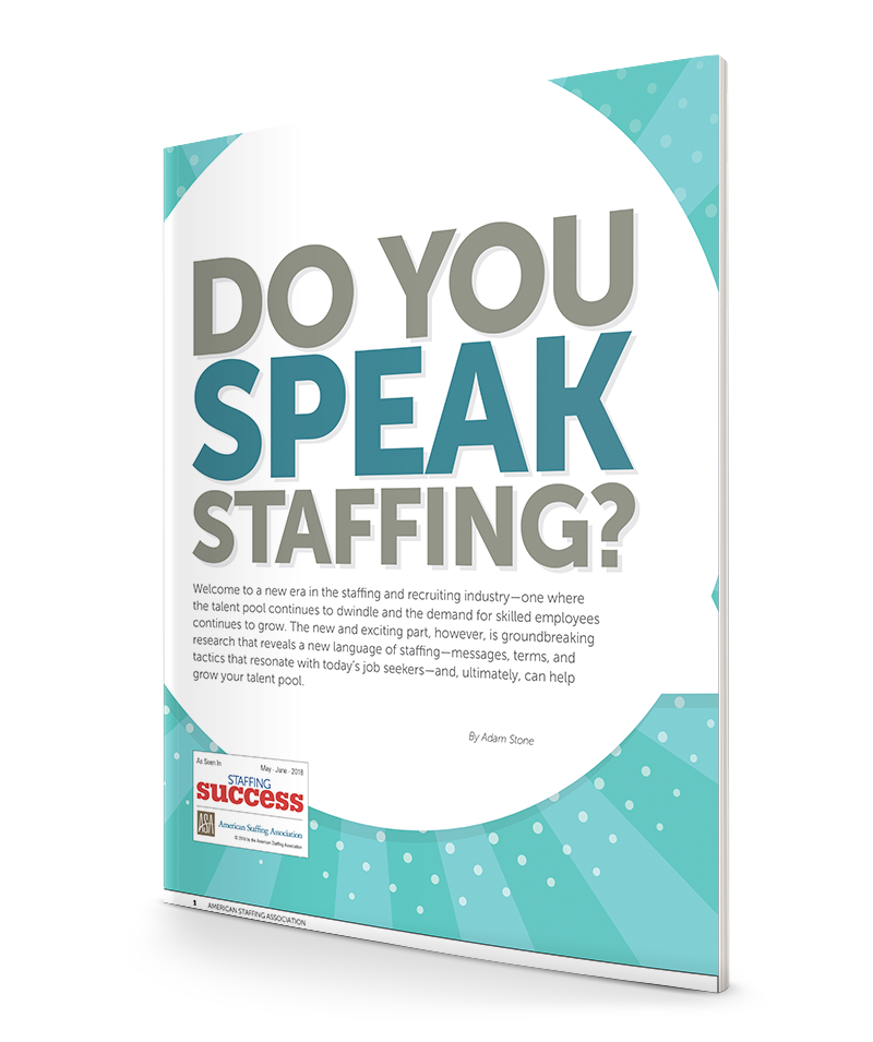 Do You Speak Staffing?