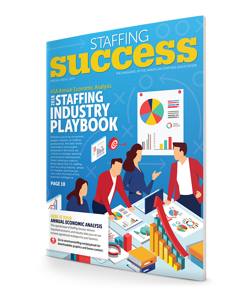 2018 Staffing Industry Playbook
