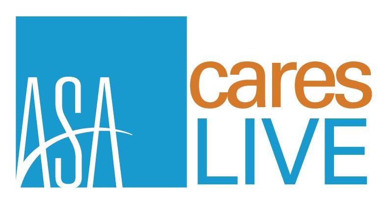 ASA Cares Live