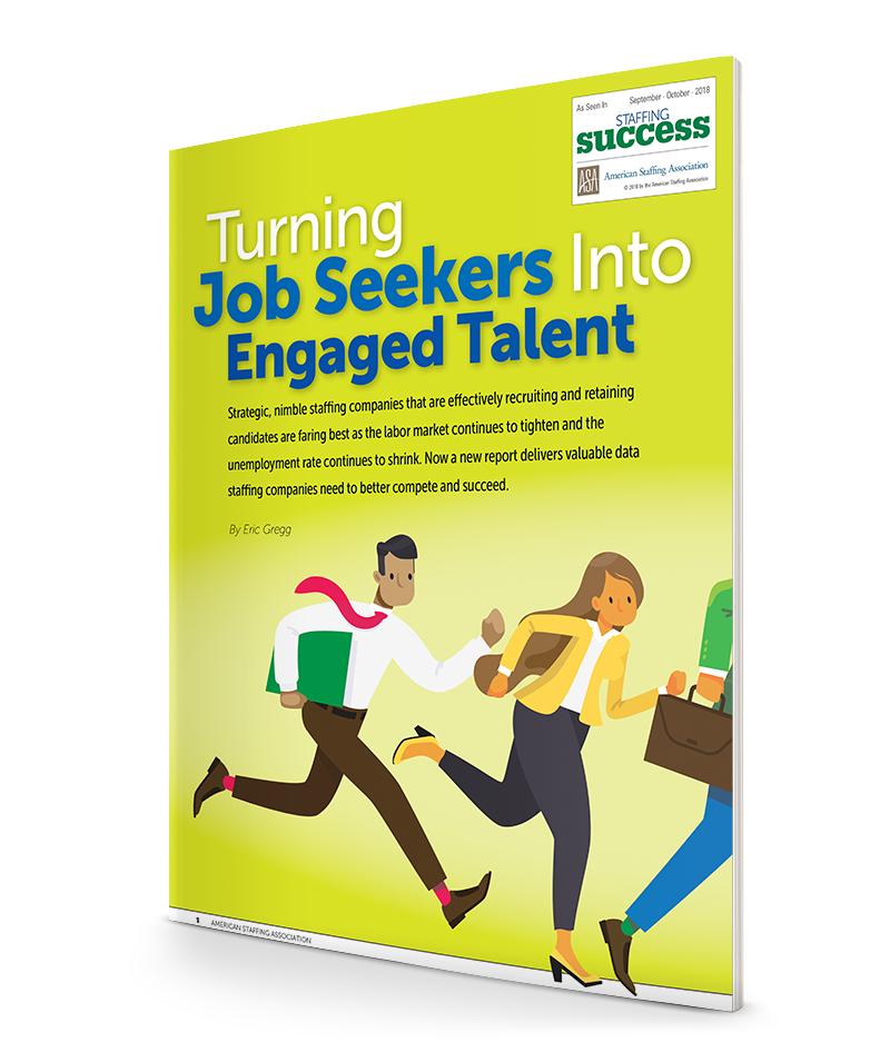 Turning Job Seekers Into Engaged Talent