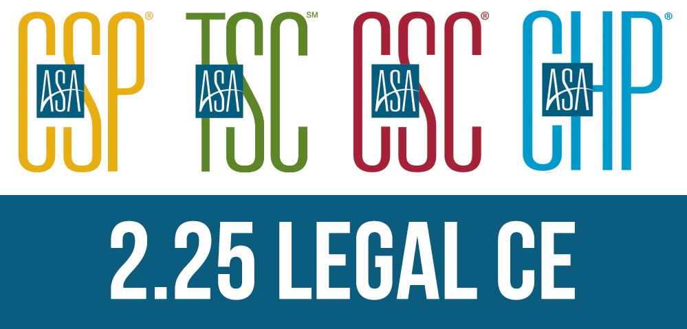 2.25 Legal CE
