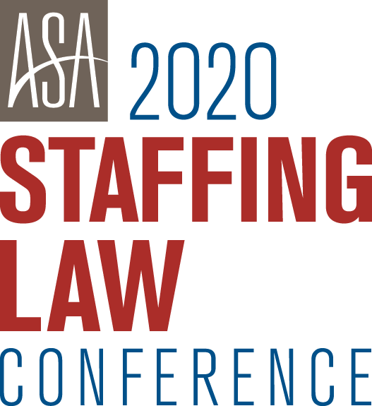 ASA 2020 Staffing Law Conference