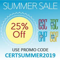 Summer Cert Sale 2019