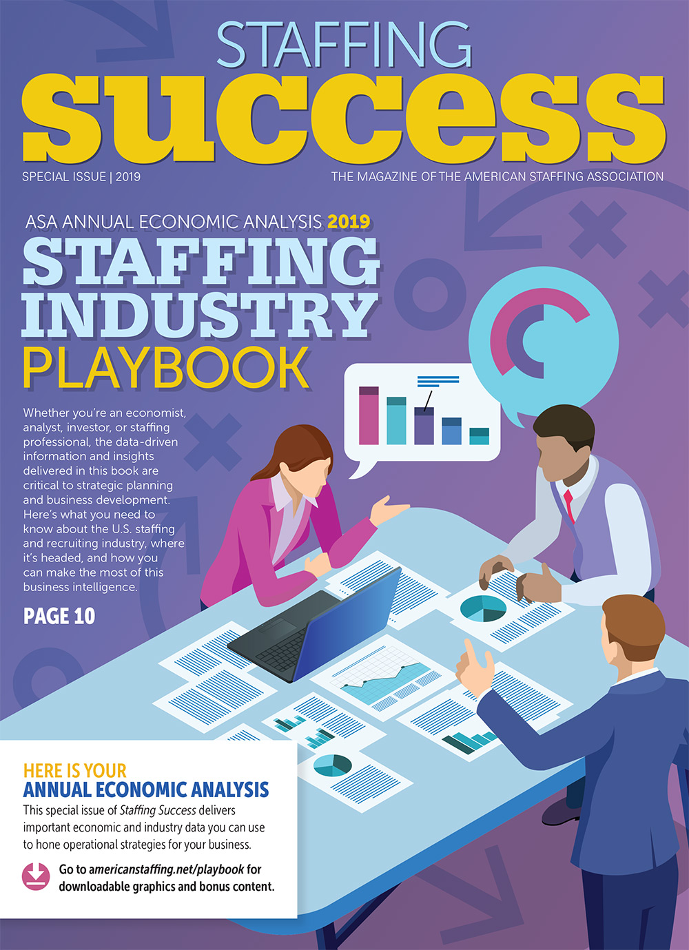 ASA Staffing Industry Playbook 2019