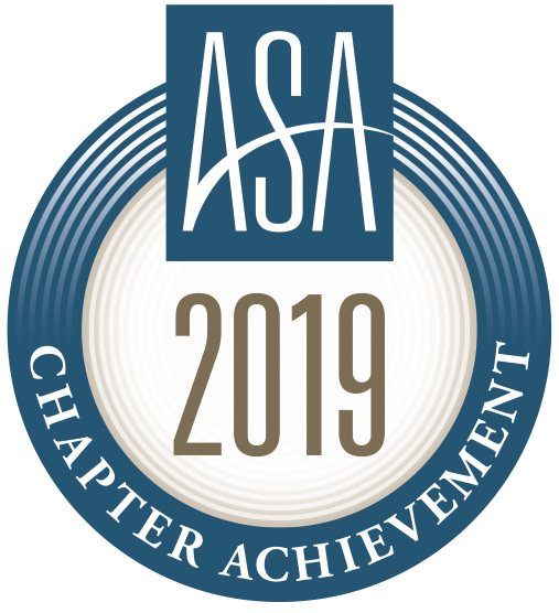 ASA 2019 Chapter Achievement Award