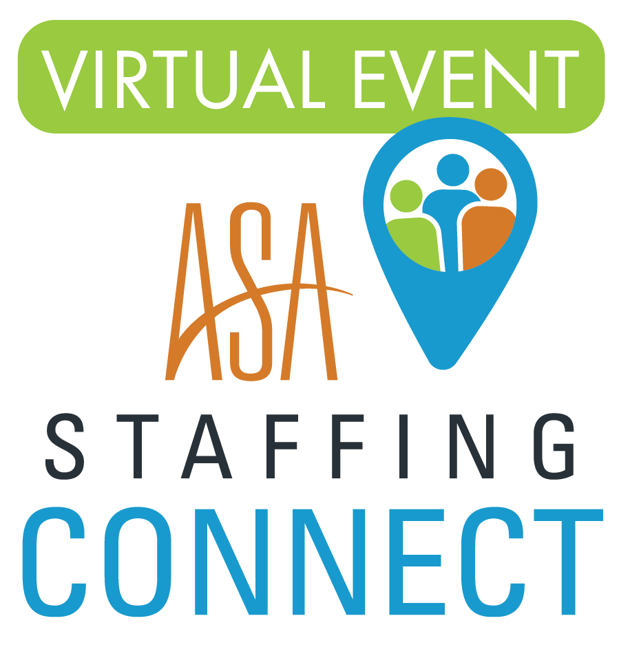 ASA Staffing Connect Virtual Event