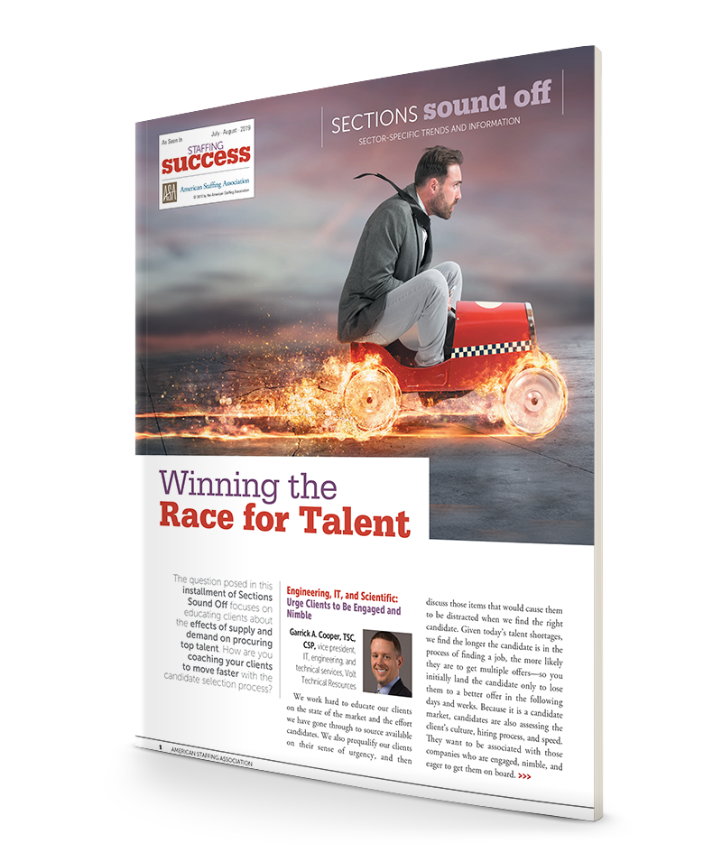 Winning the Race for Talent