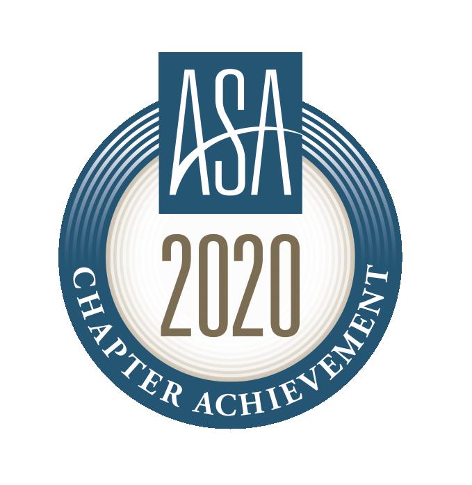 ASA 2020 Chapter Achievement Award
