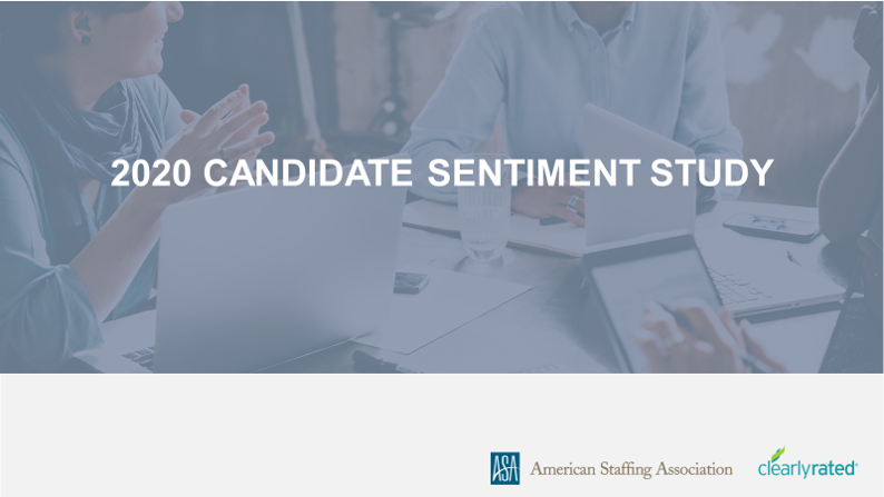 Candidate Sentiment Study