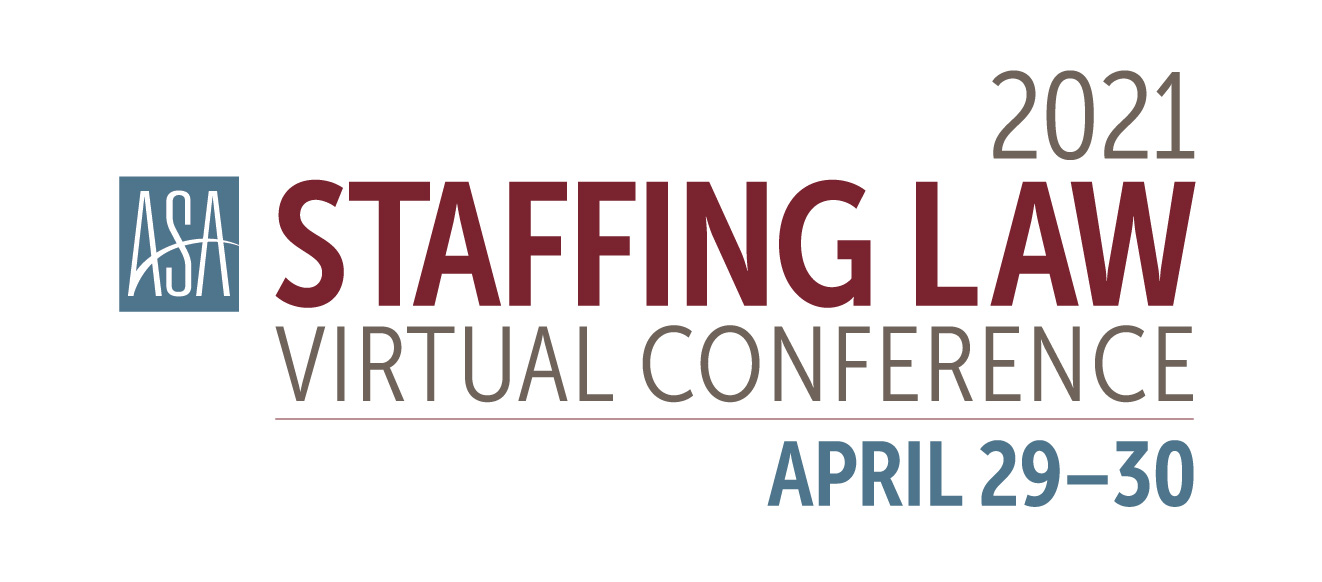 ASA Staffing Law Virtual Conference 2021