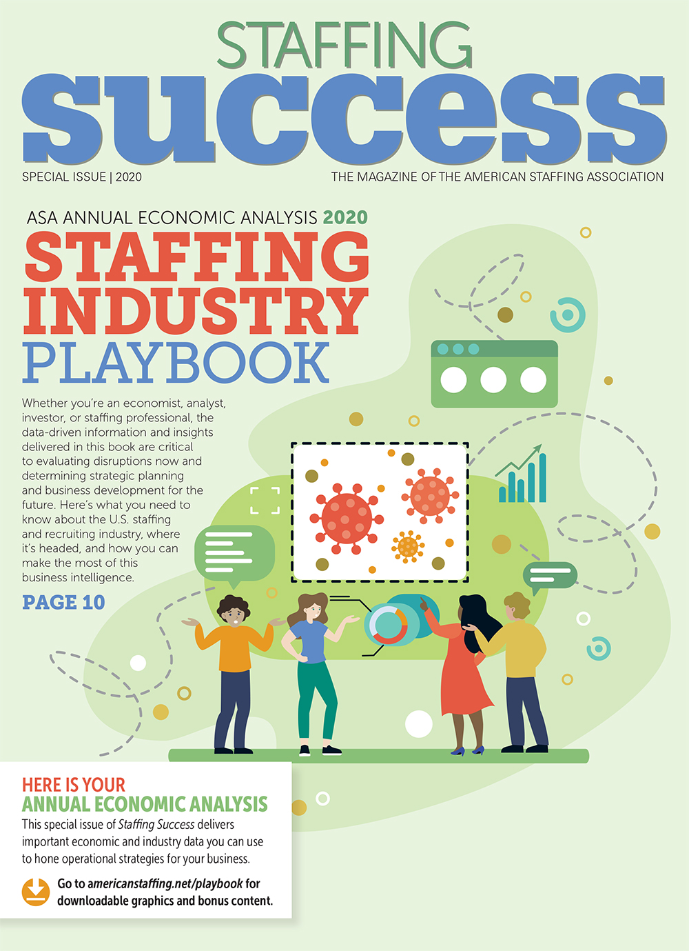 ASA Staffing Industry Playbook 2020