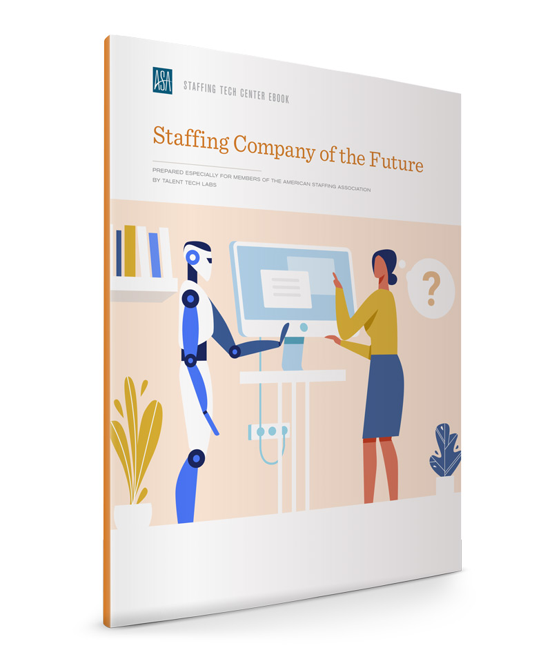 Ebook: Staffing Company of the Future