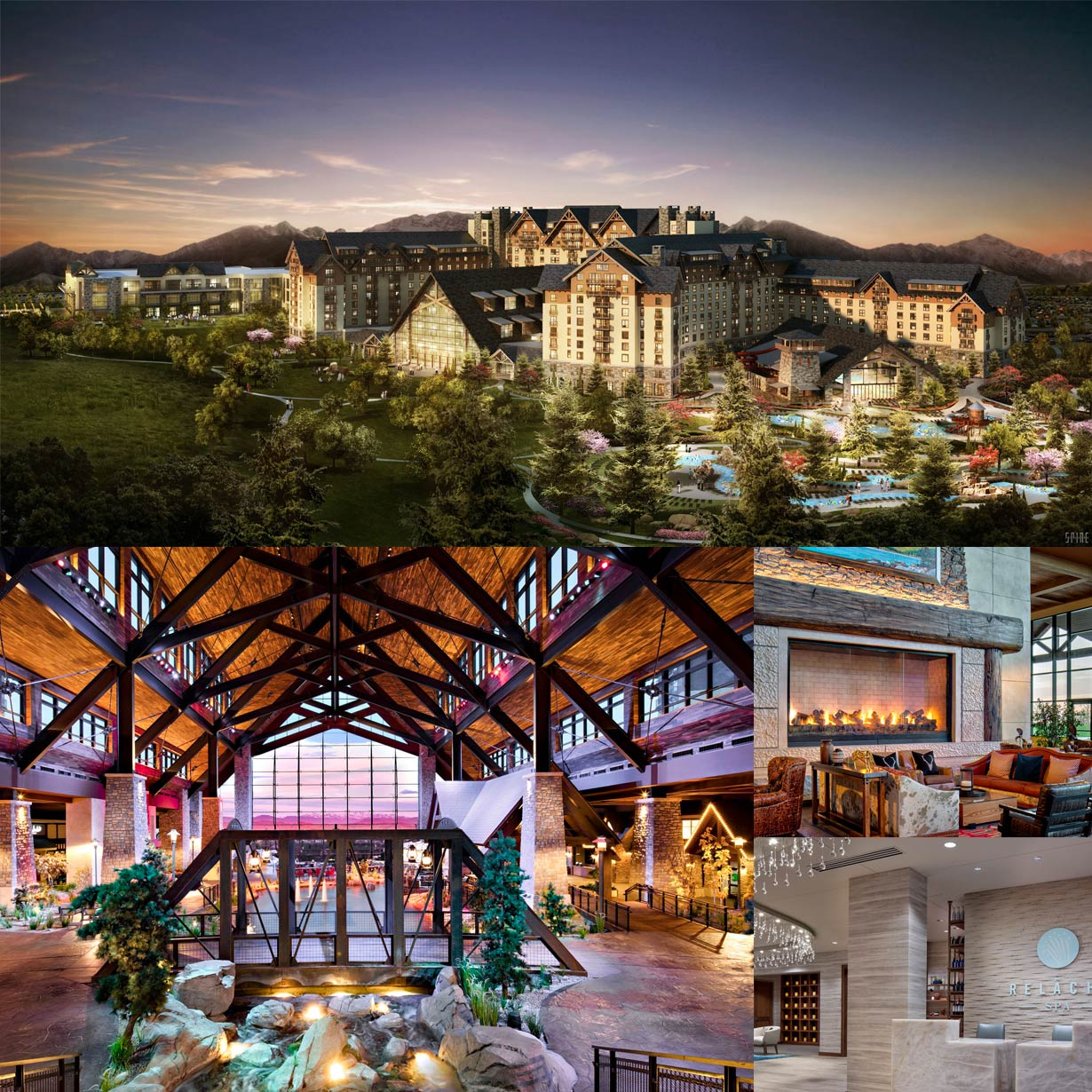 Gaylord Rockies Resort & Convention Center