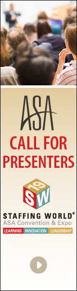 Staffing World 2019: Call for Presenters